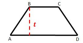 Trapesium adalah salah satu jenis bangun datar yang memiliki empat rusuk Rumus Trapesium (Luas, Keliling, dan Contoh Soal)