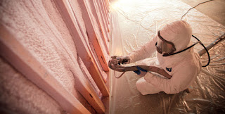 Spray Foam Insulation By The Hayes Company