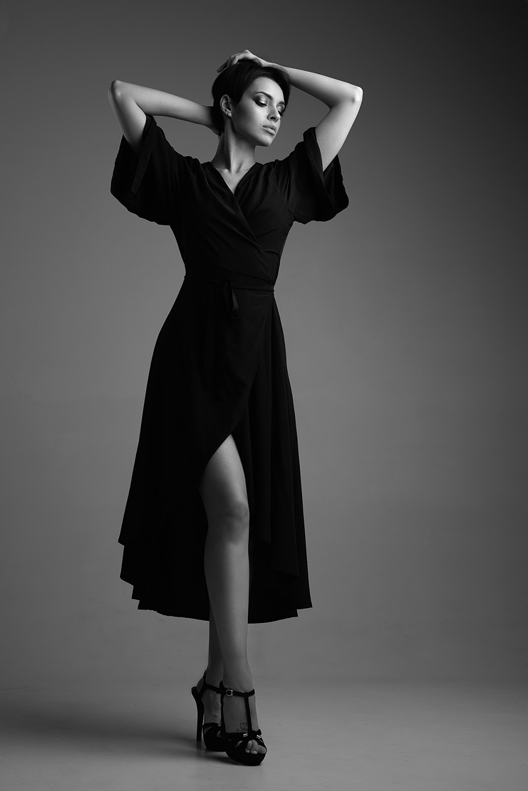 Таня Frost. Модель
