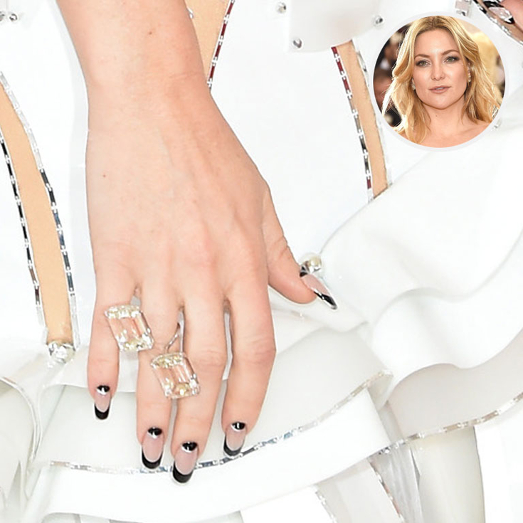 Kate Hudson Nails | Best Nail Designs 2018