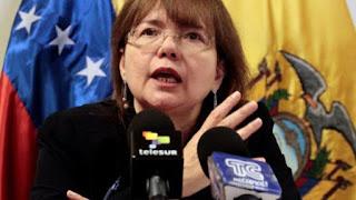 Ecuador expulsó a la embajadora de Venezuela por las ofensas proferidas por Jorge Rodríguez contra Lenin Moreno
