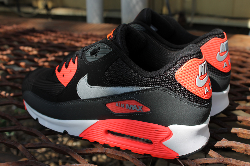 9a291b4e603bdc nike air max 90 black infrared