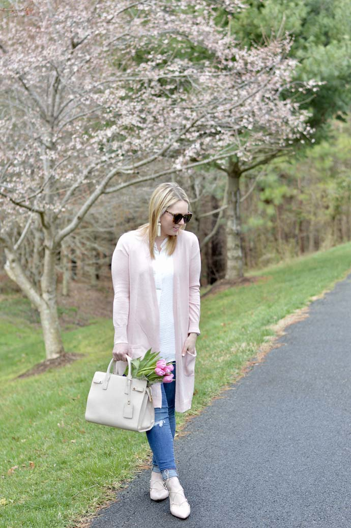Casual Spring Outfit Ideas A Blonde's Moment