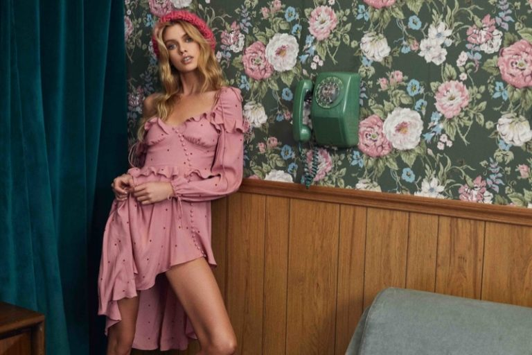 For Love & Lemons Fall 2018 Collection