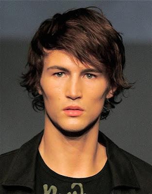 Model Rambut Wavy Shag