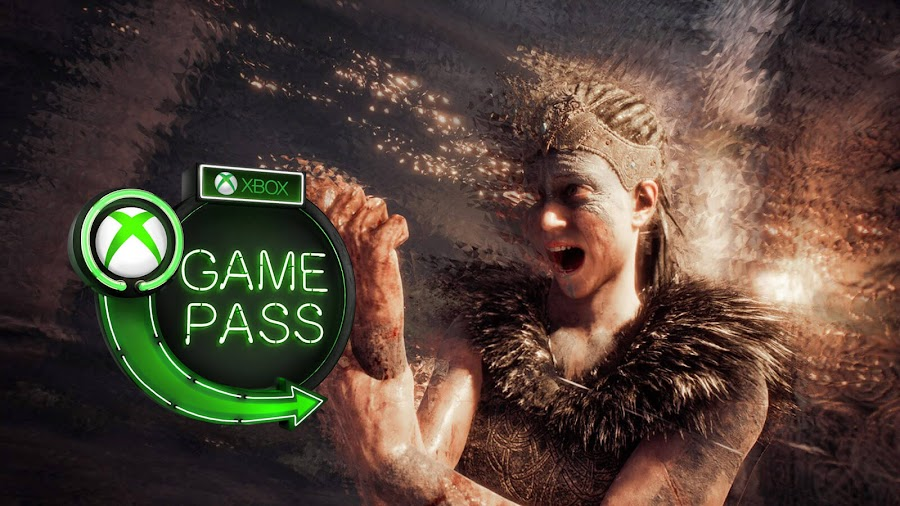 xbox game pass game awards 2018 hellblade