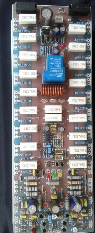 Kit Power Amplifier Rakitan Yang Mantap Untuk Lapangan