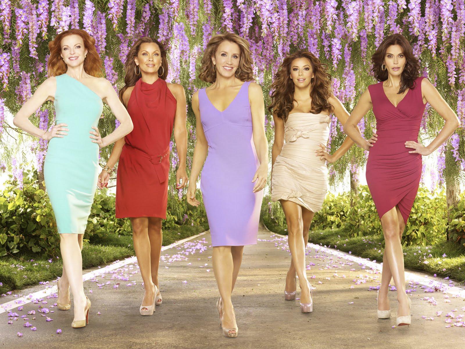 Desperate housewives gets renewed for season 8 - Bree van der kamp ...