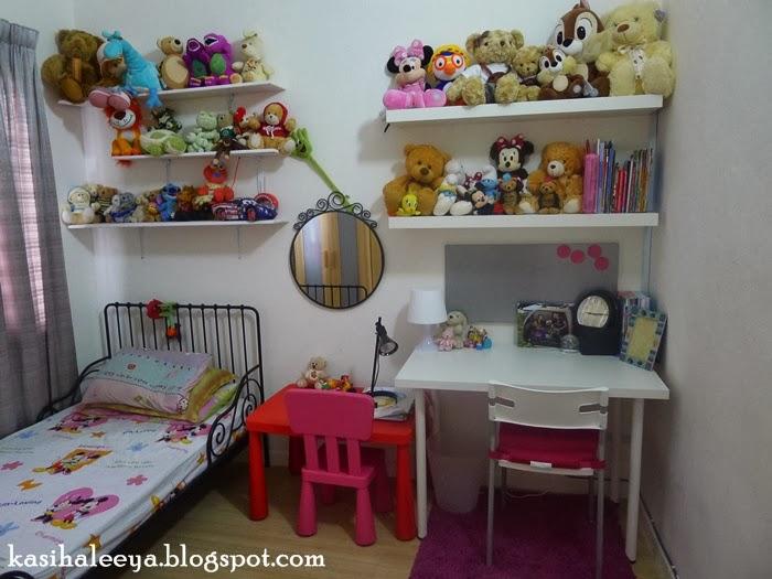 Deco Bilik Tidur Kecil Anak Perempuan Design Rumah Terkini