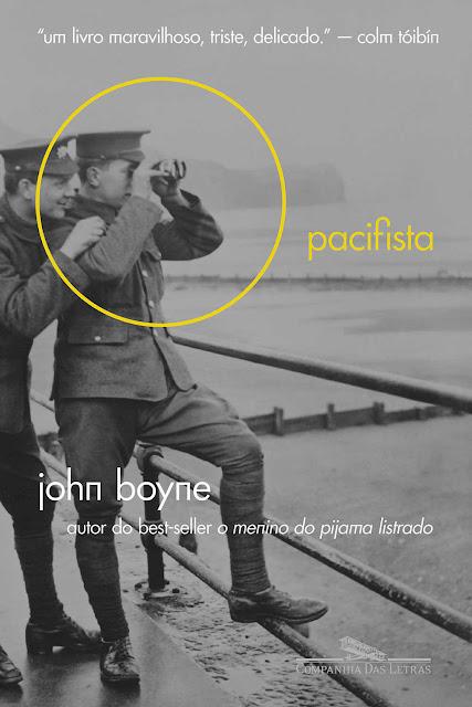 O pacifista - John Boyne