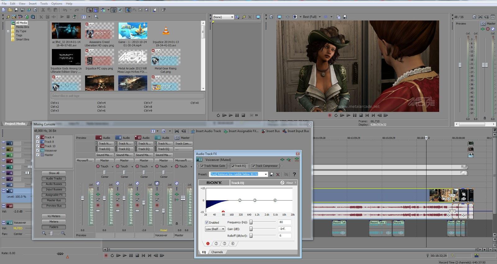 crack sony vegas pro 13 windows 8.1