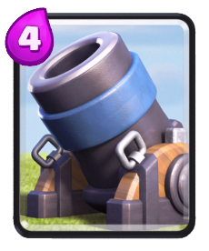 Carta Morteiro de Clash Royale - Wiki da Carta