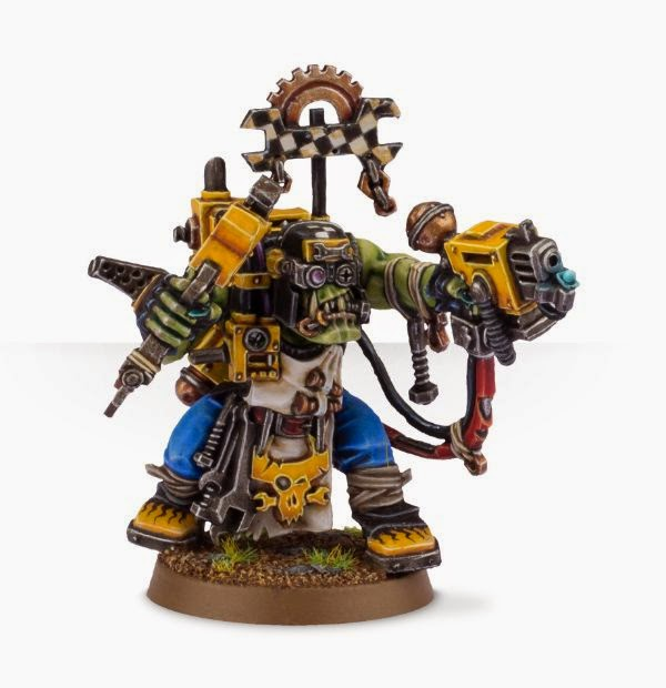 From The Fang: 7th Edition 40K
