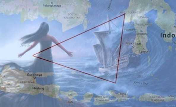 Ngeri! Inilah Perairan Penuh Misteri yang Ada di Dunia