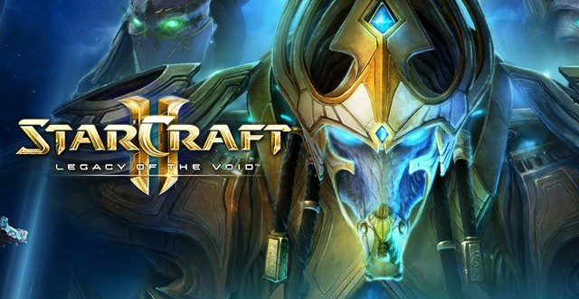 Baixar Starcraft II Legacy of the Void (PC) 2015 + Crack