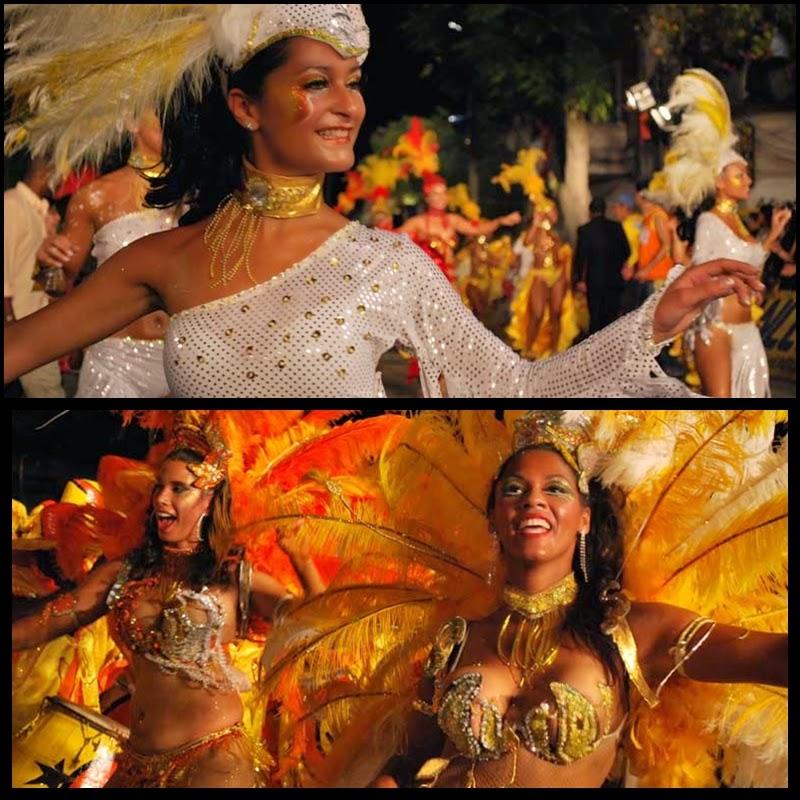 Carnaval. Desfile de Llamadas. Montevideo.Elumbé. 2010.