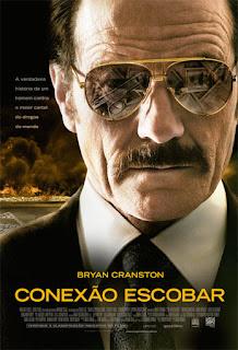 """Poster do filme """"Conexão Escobar"""""""