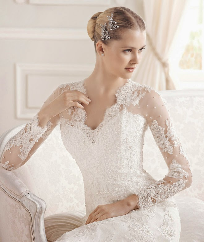 la sposa barcelona 2015 bridal collections