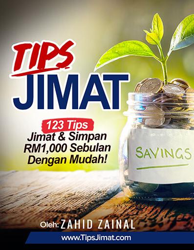 Promo Rahsia Jimat & Simpan 1K Sebulan Bagi Rakyat Malaysia