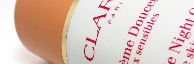 Clarins • Crème Douceur Nuit