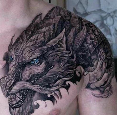 los mejores tatuajes para hombre 2017