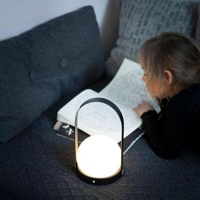Carrie led lamp by Norm Architects