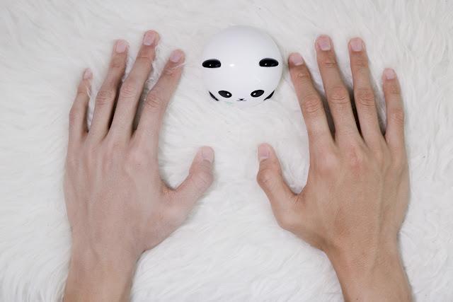 Panda's dream whitening cream