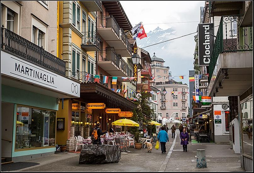 Avenida Höheweg - Interlaken