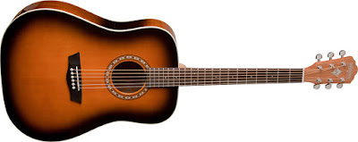 đàn guitar Washburn