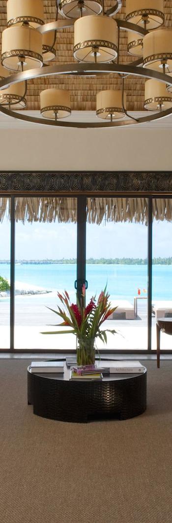 St. Regis Bora Bora Living Room