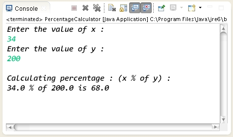 Learn Java by Examples: November 2012
