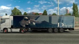 Dior trailer