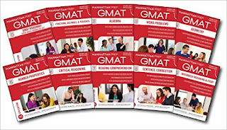 Complete GMAT Strategy Guide Set by Manhattan Prep