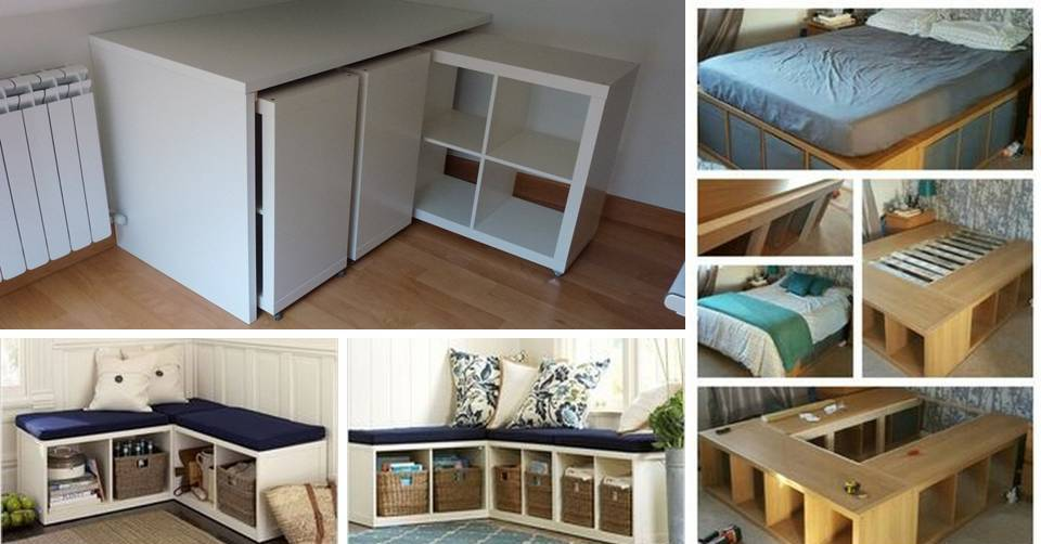35 Incredible Ikea Furniture Hacks For Home Decoration Ideas