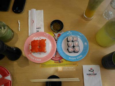 sushi, sushi king, sushi king malaysia