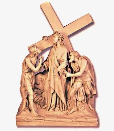 Isus intalne? te femeile din Ierusalim