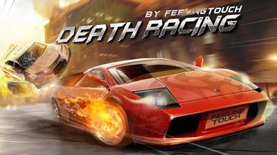تحميل لعبة سباق الموات Death Racing للاندرويد