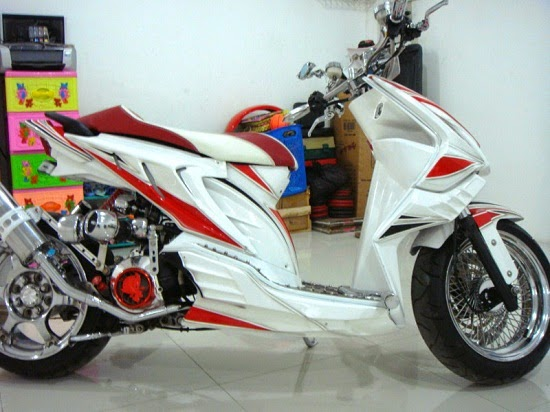 Foto Modifikasi Honda Beat_2 - OtoGrezz