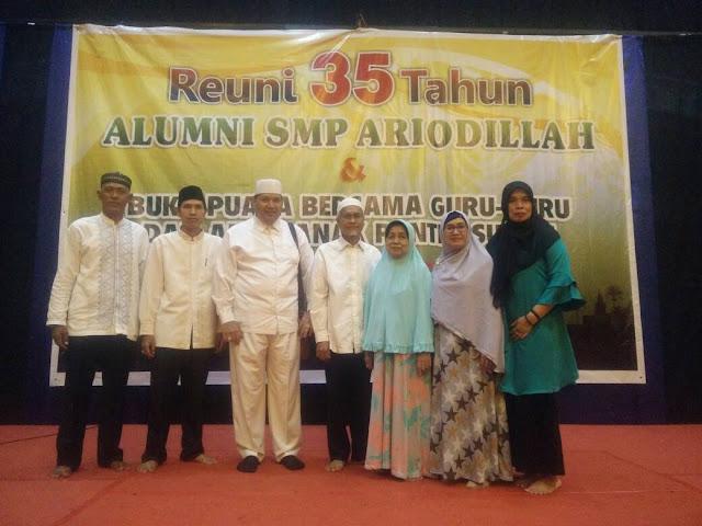 Jalin Tali Silaturahmi, SMP Ariodillah Gelar Buka Bersama