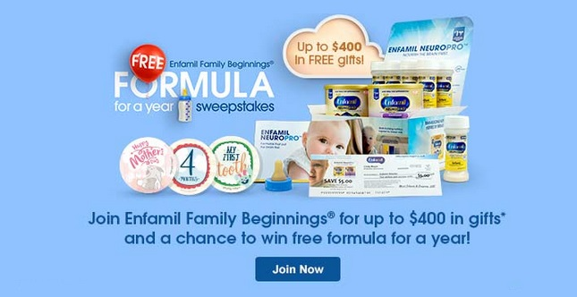 http://www.cvscouponers.com/2018/11/Enfamil-400-free-gifts-coupons-samples.html