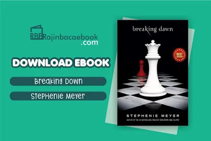 Download Novel Breaking Dawn by Stephenie Meyer Pdf