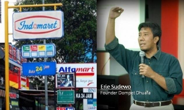 """Pendiri Dompet Dhuafa: Sebelum Kalian Boikot Sari Roti, Kami Sekeluarga Sudah """"Haramkan"""", Indomaret Alfamart juga"""