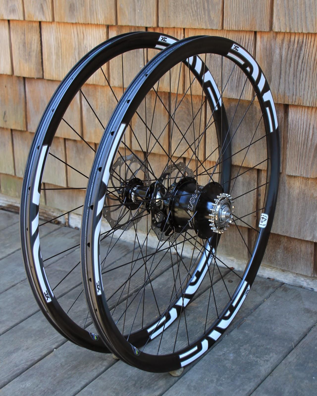 Cycle Monkey Wheel House Mtb Enve Rims On Rohloff