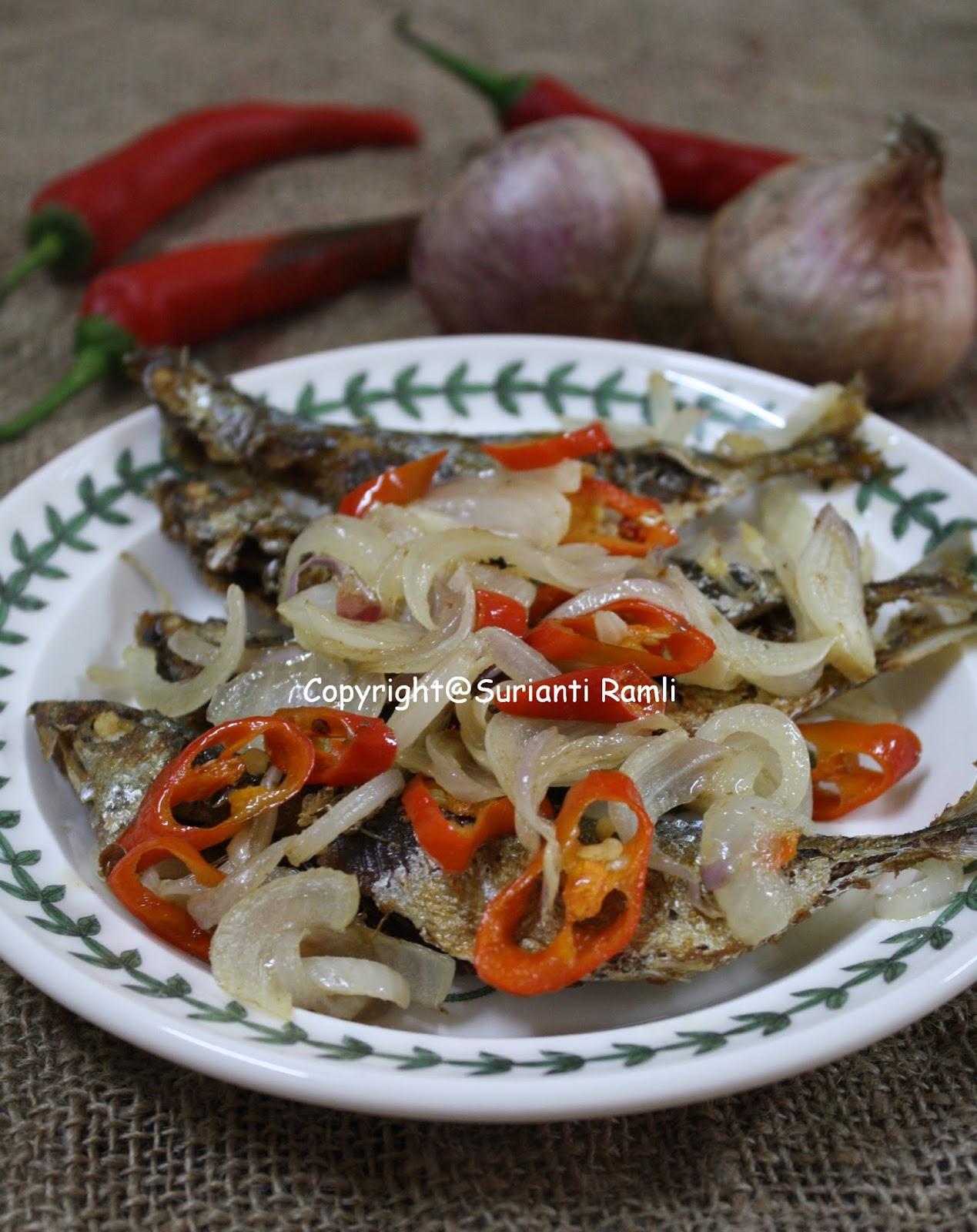 Resepi Ikan Tongkol Masak Asam Rebus