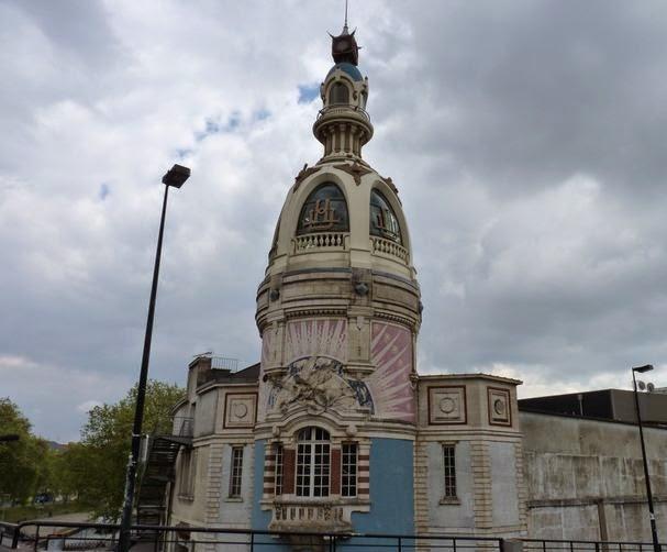 Nantes, LU, El Lugar Único.