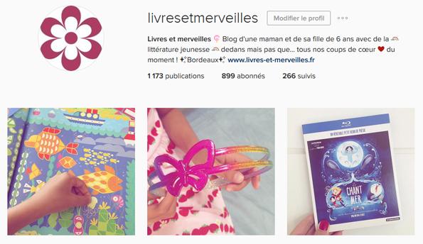 Livres et merveilles sur Instagram - Mois d'août 2016