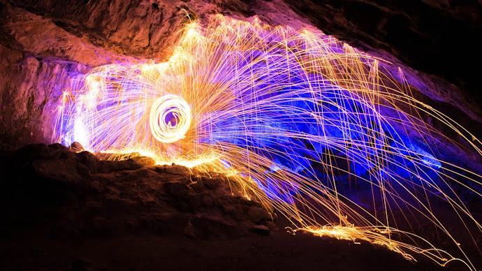 Wallpaper: Burning Ring of Fire