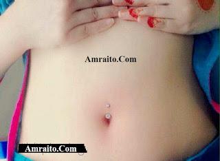 Navel piercing age