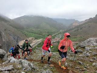 Fotos y clasificaciones Trail Gordon