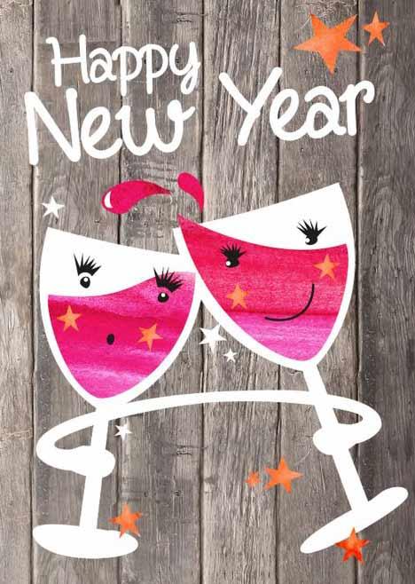 Happy new year sms and shayari